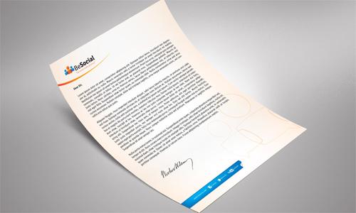 Antetli Kağıt, Bloknot ve Formlar